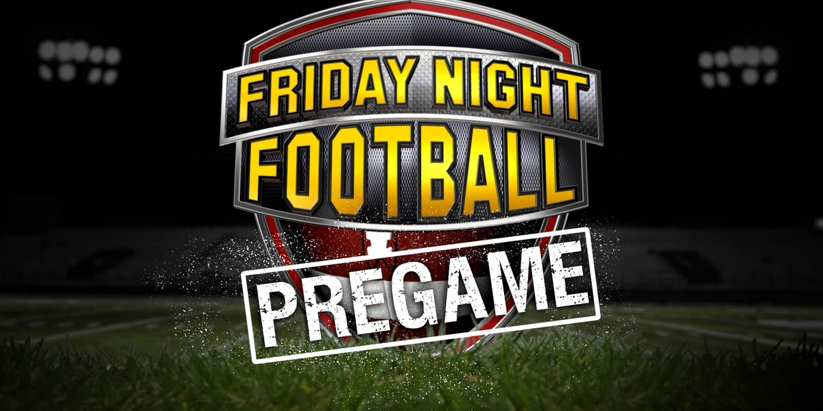 Friday Night Football Pregame regular season finale
