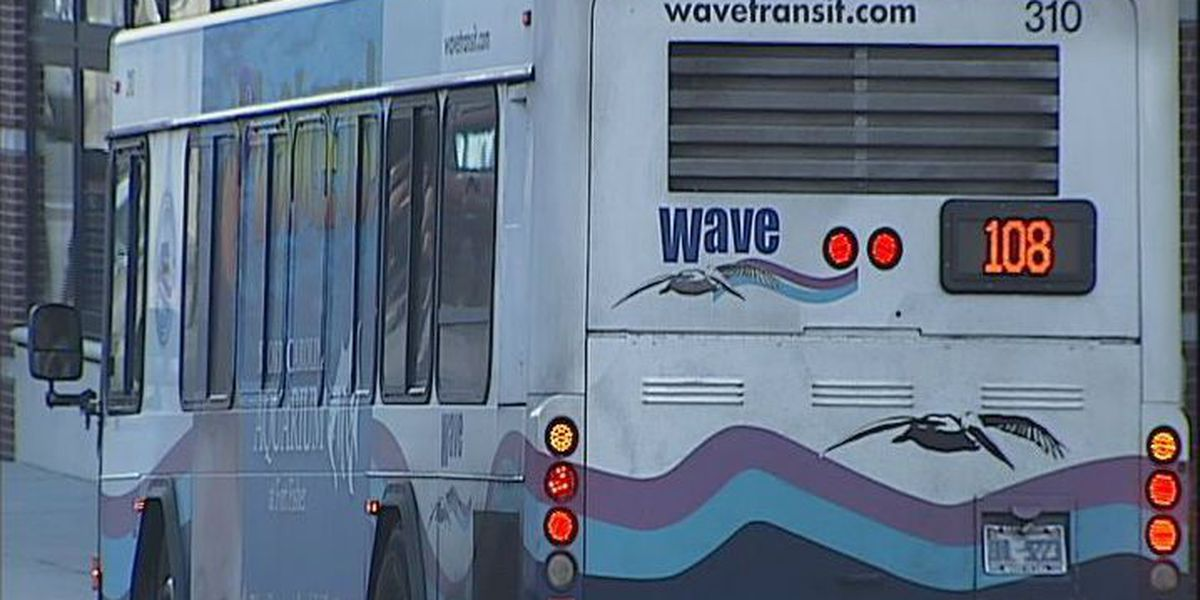 Wave Transit to educate riders of nearby grocers in response to fire