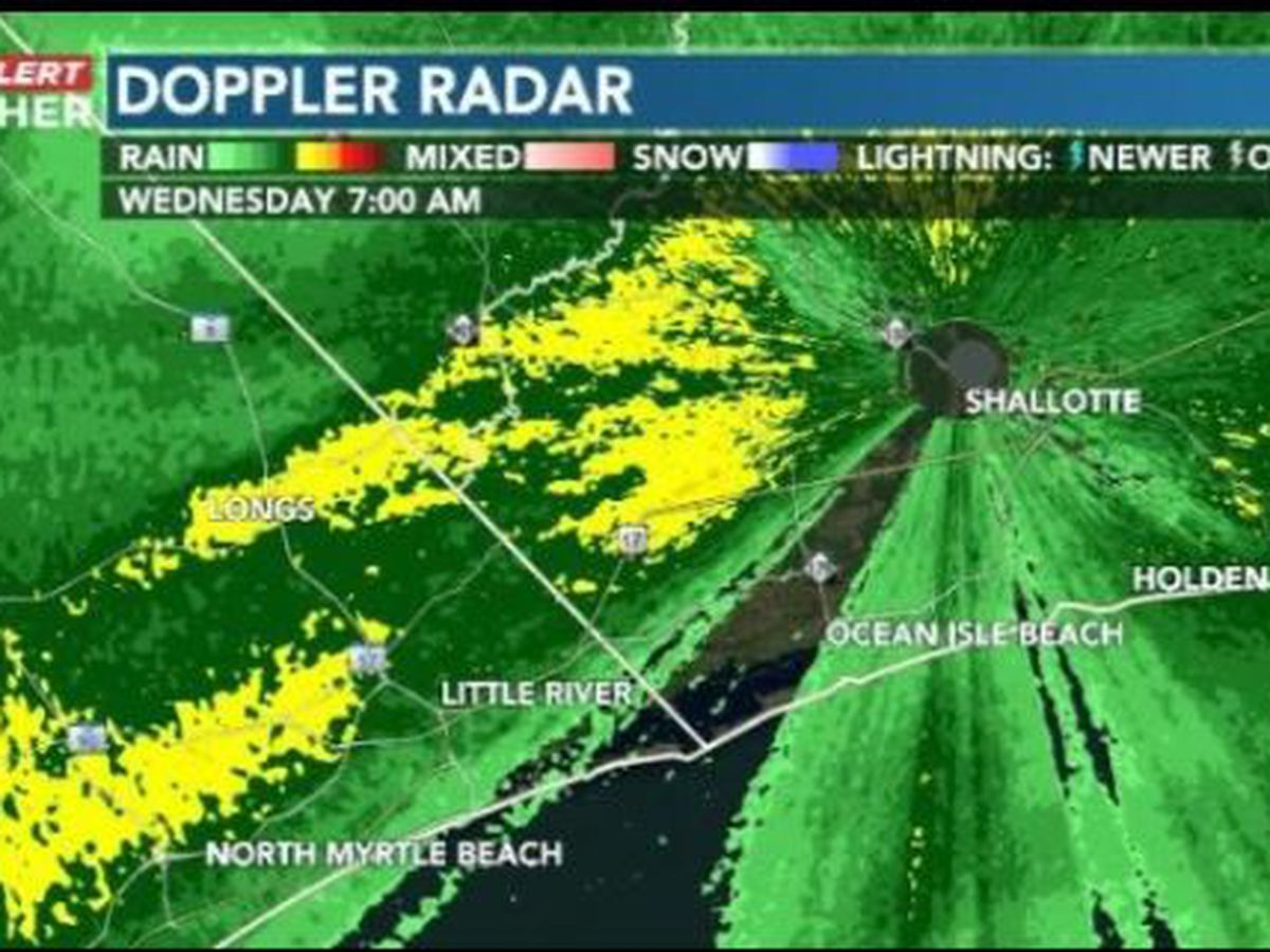 Medwick on Brunswick Doppler radar issue: 'The pace at which it's not being addressed is frustrating'