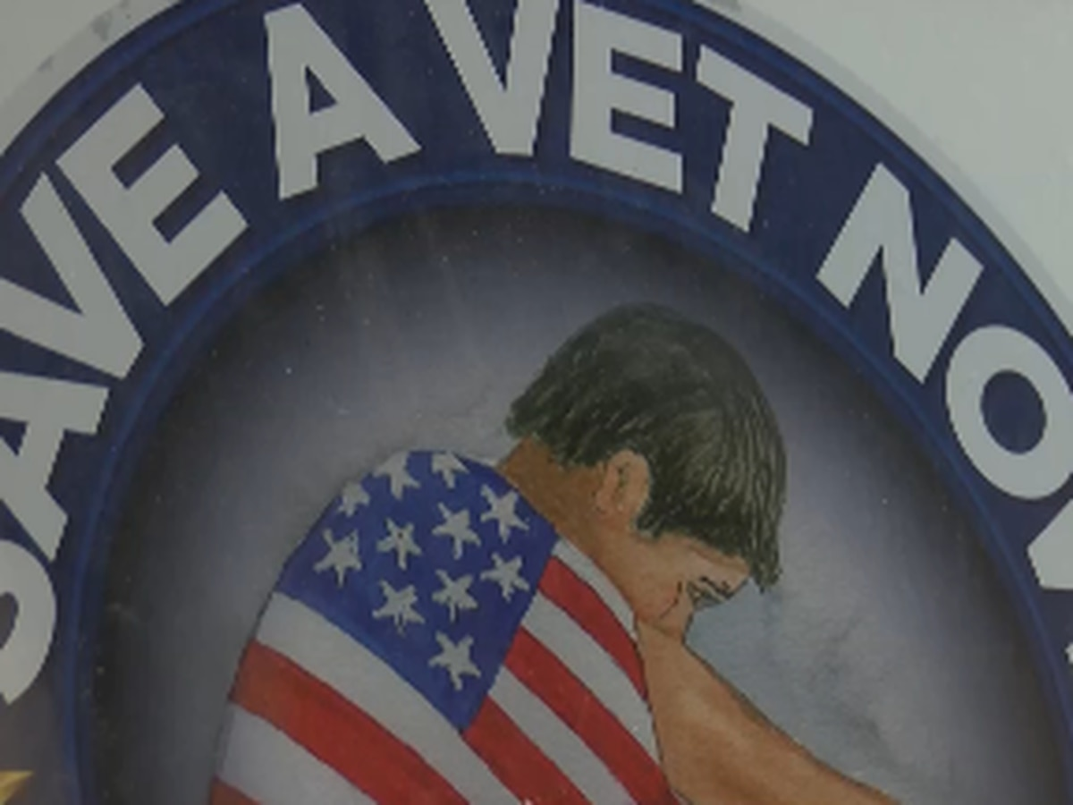 Community Spotlight: Save A Vet Now works to raise awareness and prevent veteran suicide