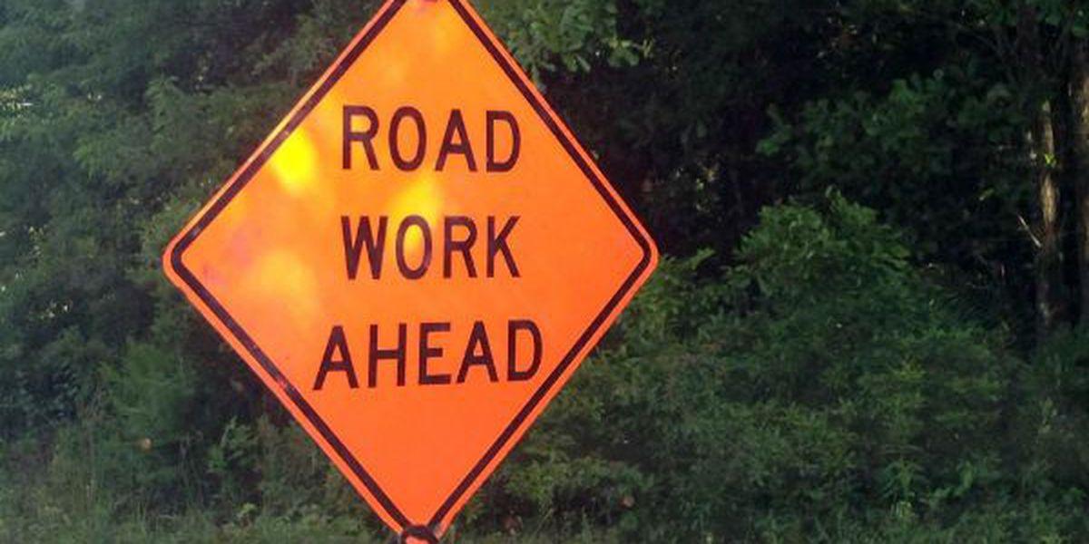 TRAFFIC ALERT: Lane closures on MLK Parkway begin this week