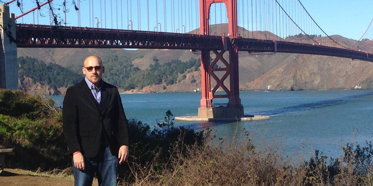 'It was instant regret': Golden Gate Bridge suicide survivor to share story in virtual event in Wilmington