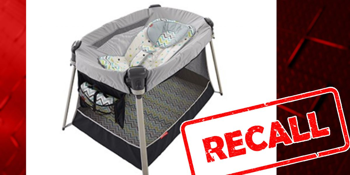 Fisher-Price recalls over 70k infant sleepers due to risk of death