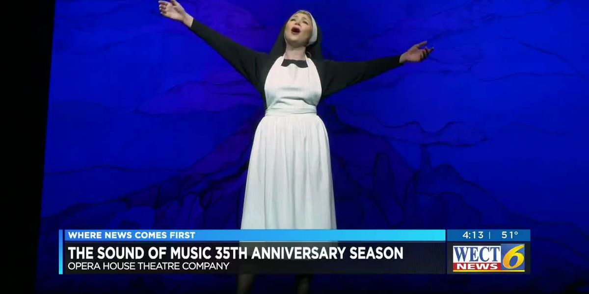 Miss America Talent Winner makes her Thalian Hall debut in Opera House Theatre Company's 'The Sound of Music'