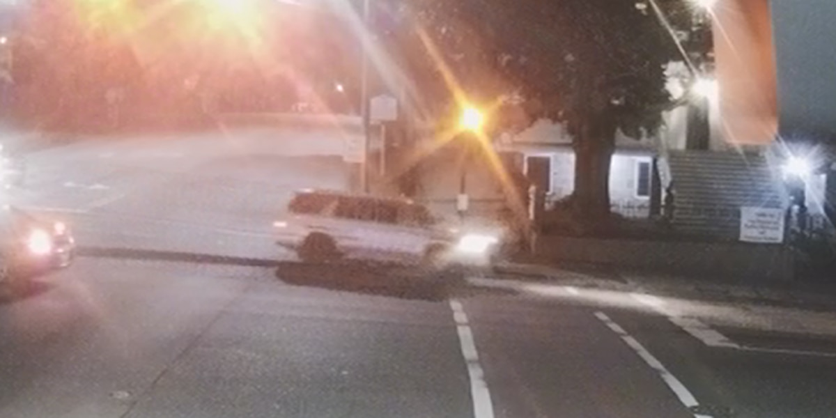 Wilmington Police searching for driver involved in hit and run in downtown
