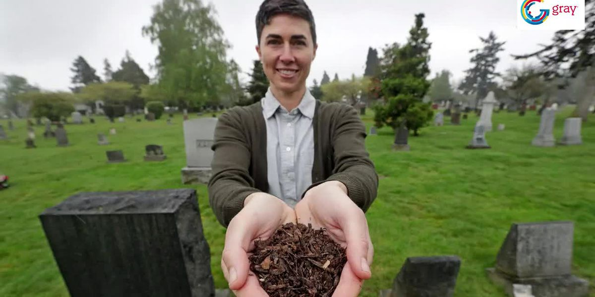 Washington becomes first state to legalize composting of humans