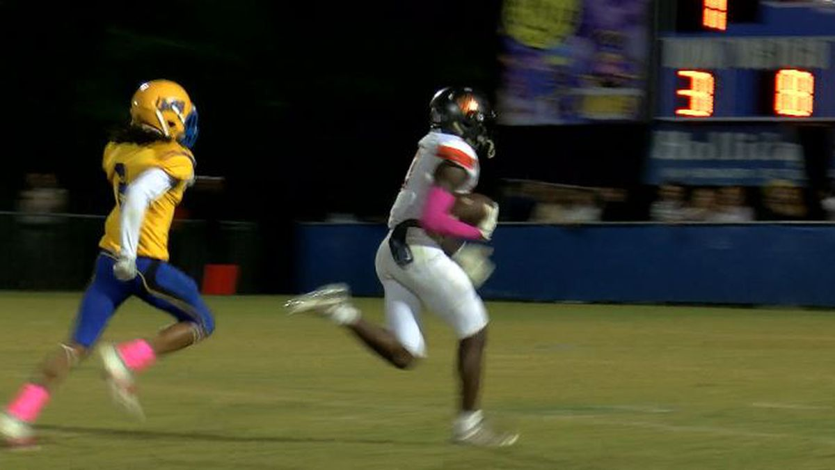 New Hanover's Jaheim Marshall named WECT's Athlete of the Week