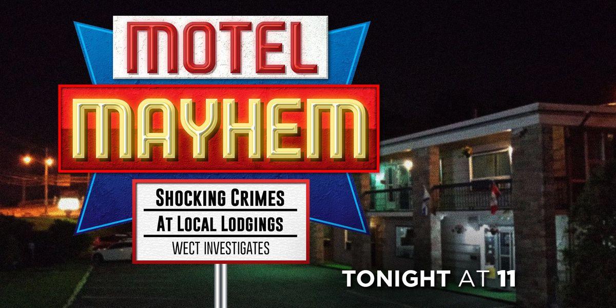 Motel Mayhem: Shocking crimes at local lodgings