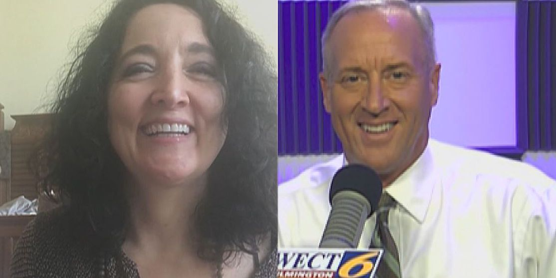 """Sheri Lynch: Radio co-host has risen to overcome challenges, and likes life's view from there (""""1on1 with Jon Evans"""" podcast)"""