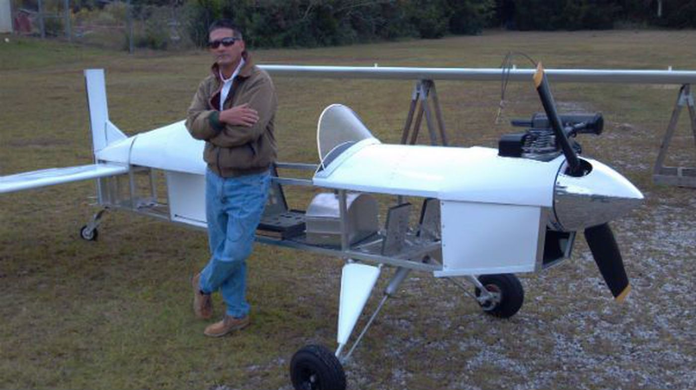 BRUNSWICK COUNTY, NC (WECT) – After spending over a year building an ultra-light aircraft in hopes of flying to the Bahamas, Norman Lewis has been grounded ...