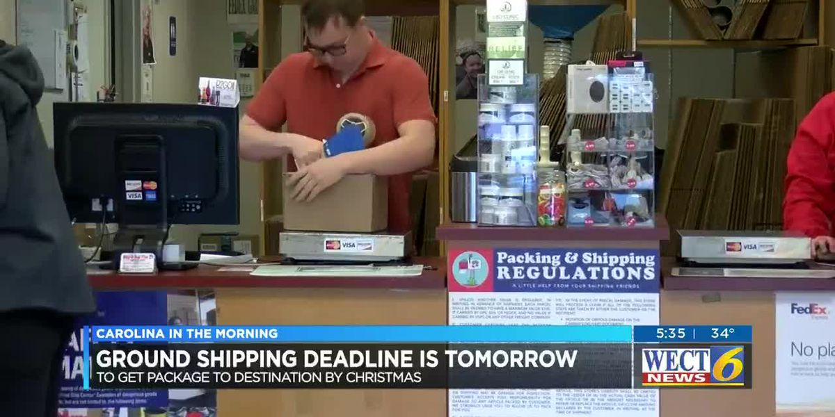 Holiday shipping: money-saving tips & last-minute deadlines