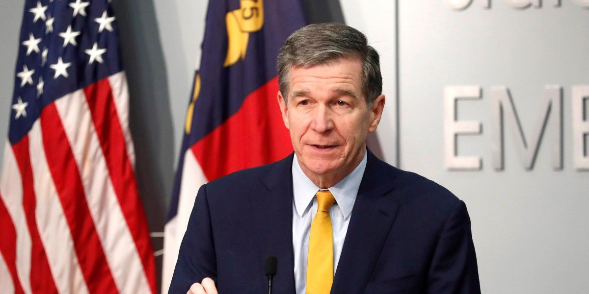 LIVE: Gov. Cooper to give update on COVID-19