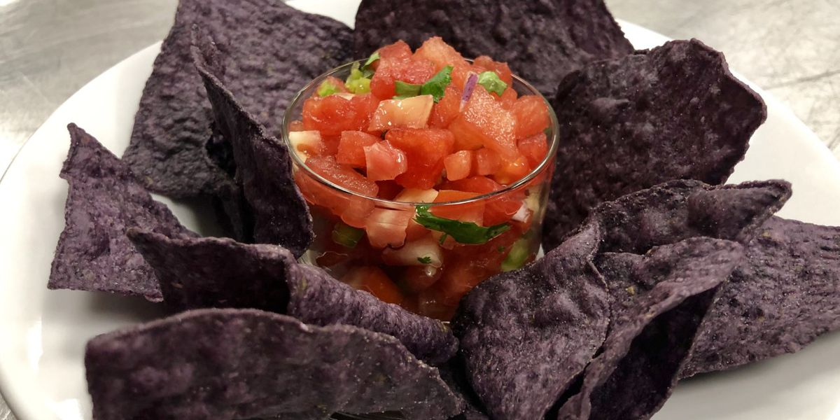 Recipe: Salsa includes 'watermelon surprise'