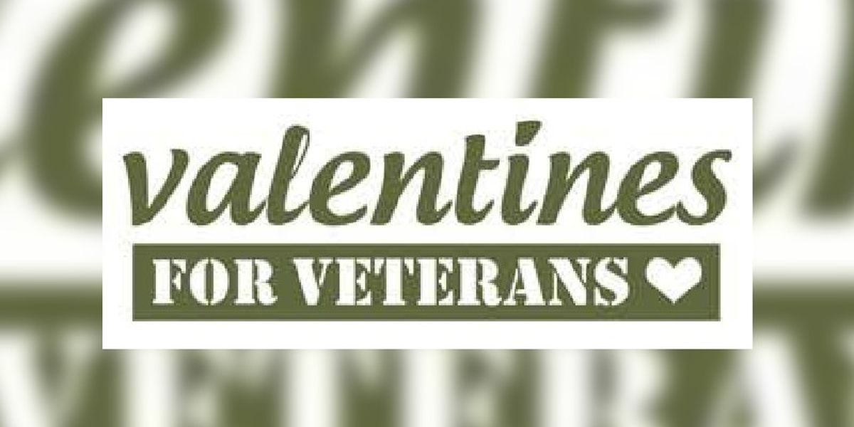 Wallace Parks and Recreation 'Valentines for Veterans' event wraps up this week
