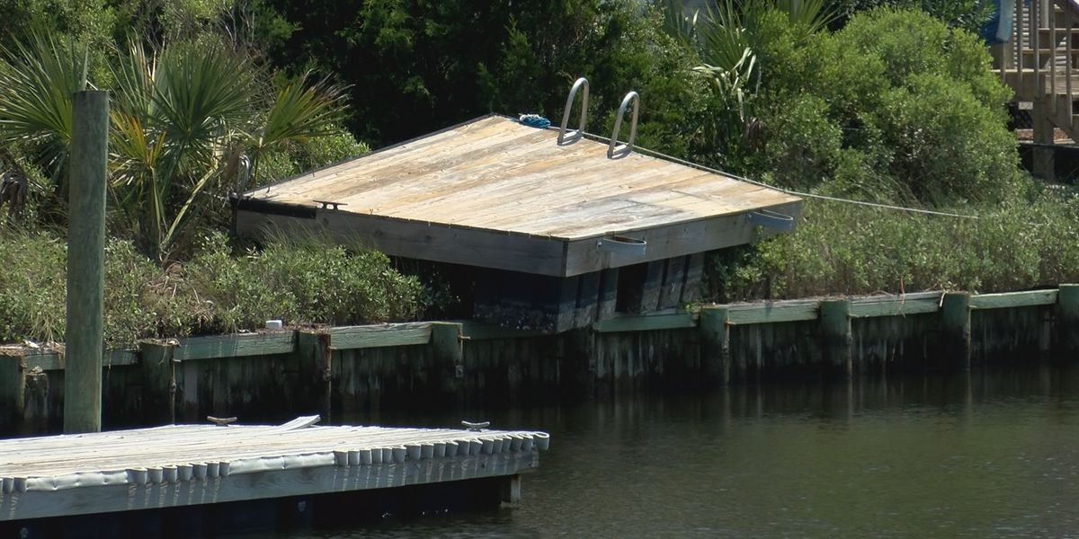 Holden Beach estimates more than $40 million in Isaias damages