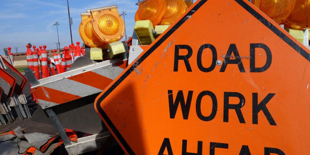 TRAFFIC ALERT: Lane closures scheduled on I-40