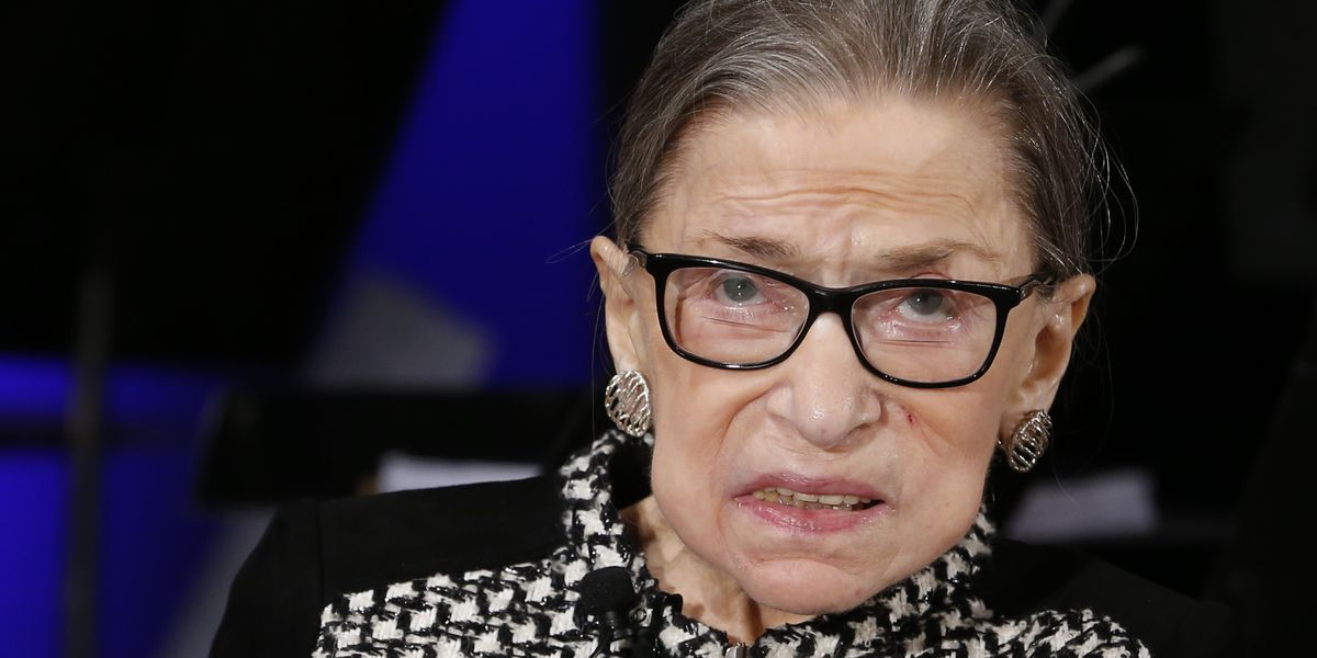 Justice Ruth Bader Ginsburg released from hospital