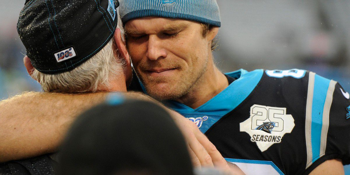 Carolina Panthers and Greg Olsen mutually agree to part ways after nine seasons