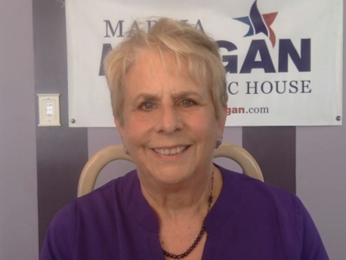Marcia Morgan is the democratic candidate for NC House in District 19