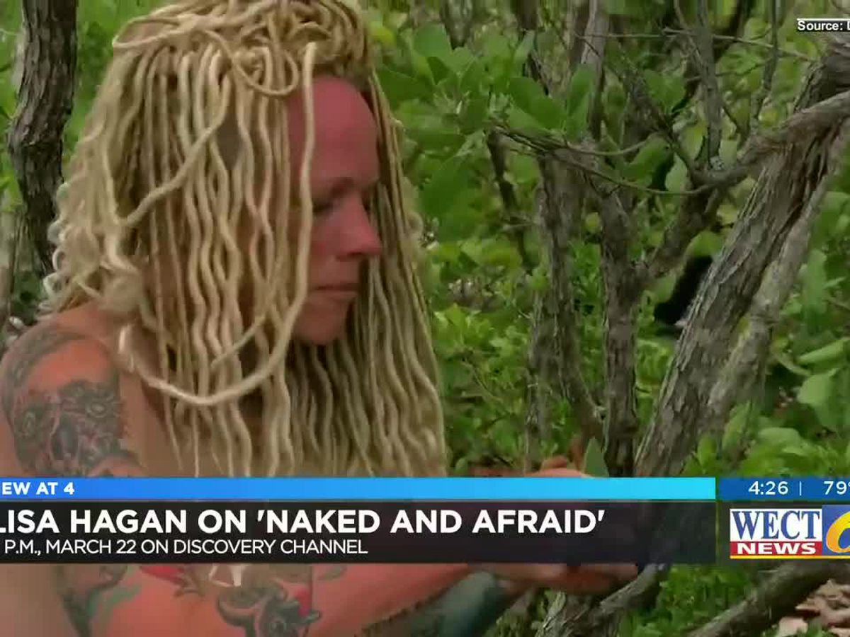 Woman with ties to Carolina Beach appears in upcoming episode of 'Naked and Afraid'