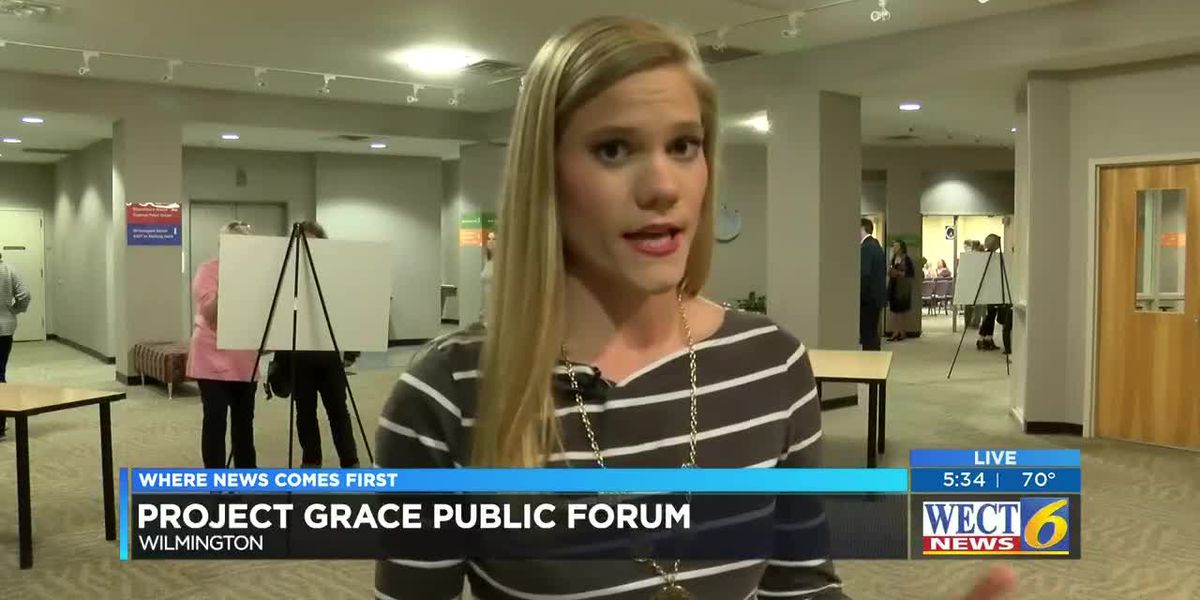County leaders to hear public input on Project Grace