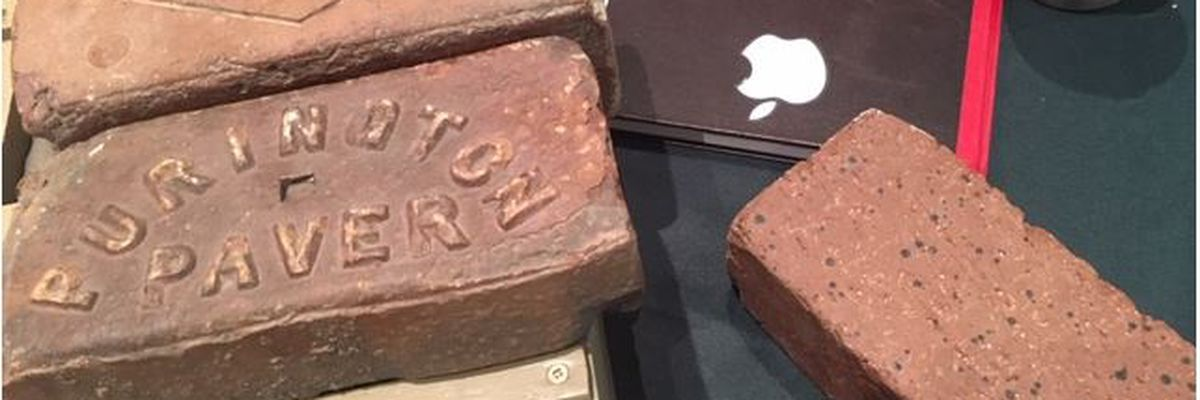 Wilmington looks to add to its historic brick supply