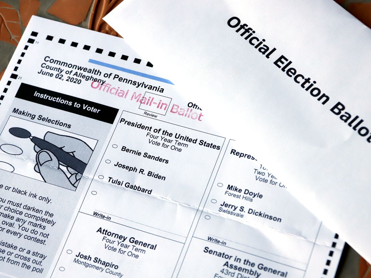 Voters' poorly marked ovals could lead to contested ballots