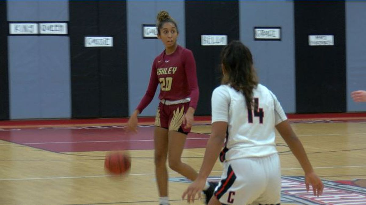 Ashley's Mia Seemadray named WECT Athlete of the week