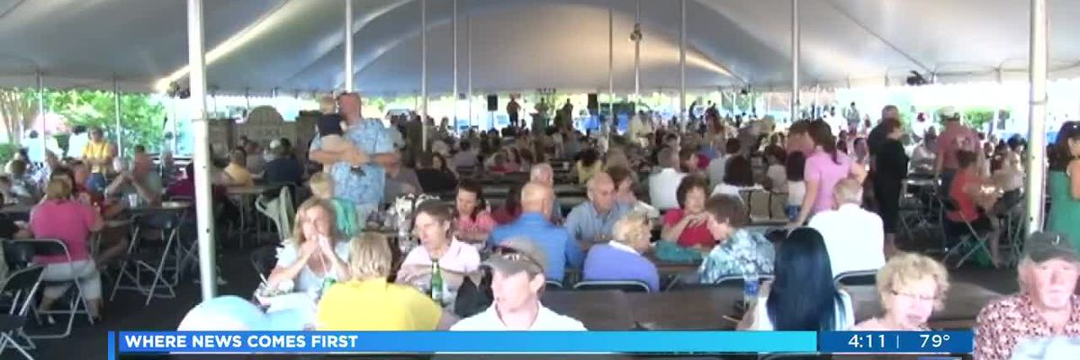Opa! Greek Festival will welcome 30,000 people over three day event