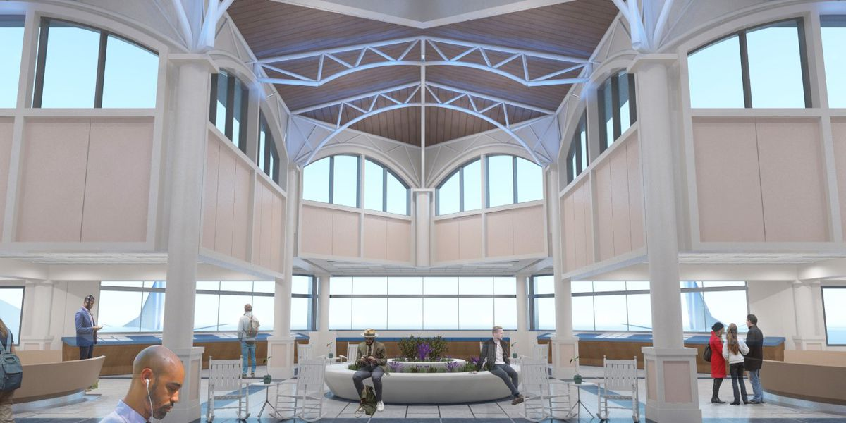 Terminal expansion to bring new restaurants, more parking to ILM