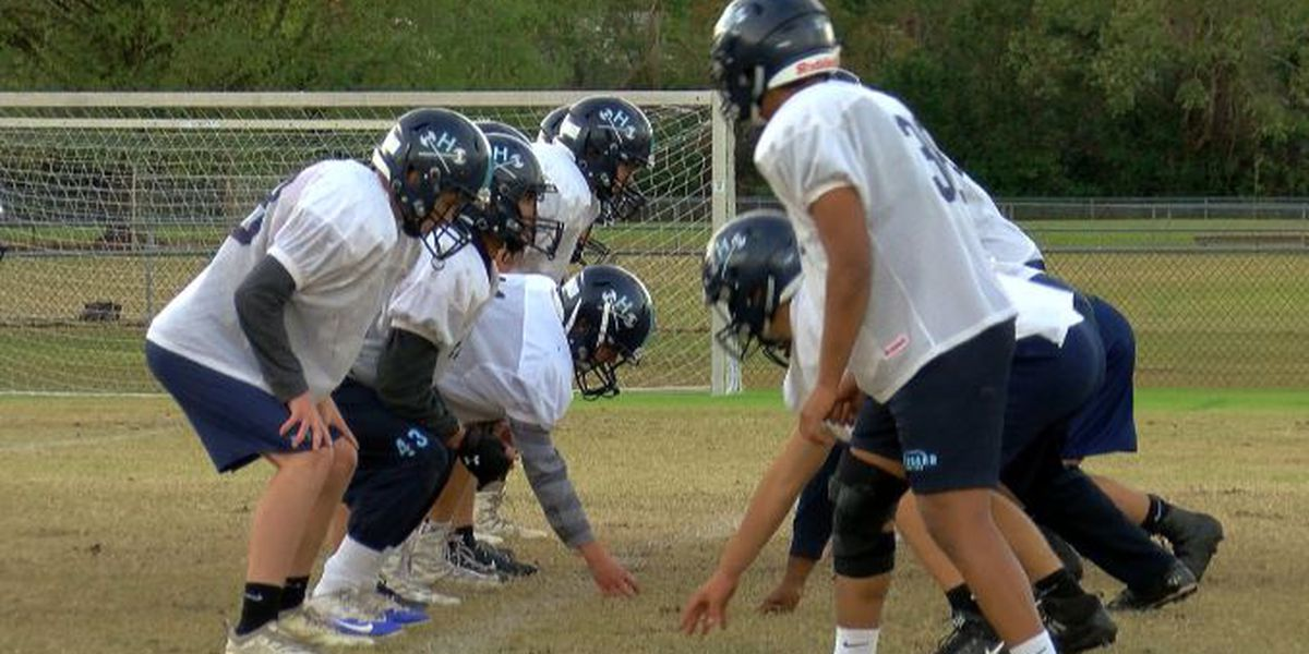 Hoggard Vikings gearing up for battle against Pinecrest
