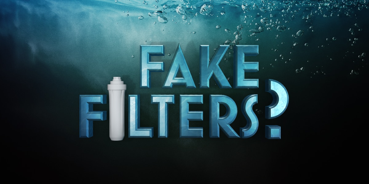 Fake Filters? Companies falsely claim to have prestigious water safety certification