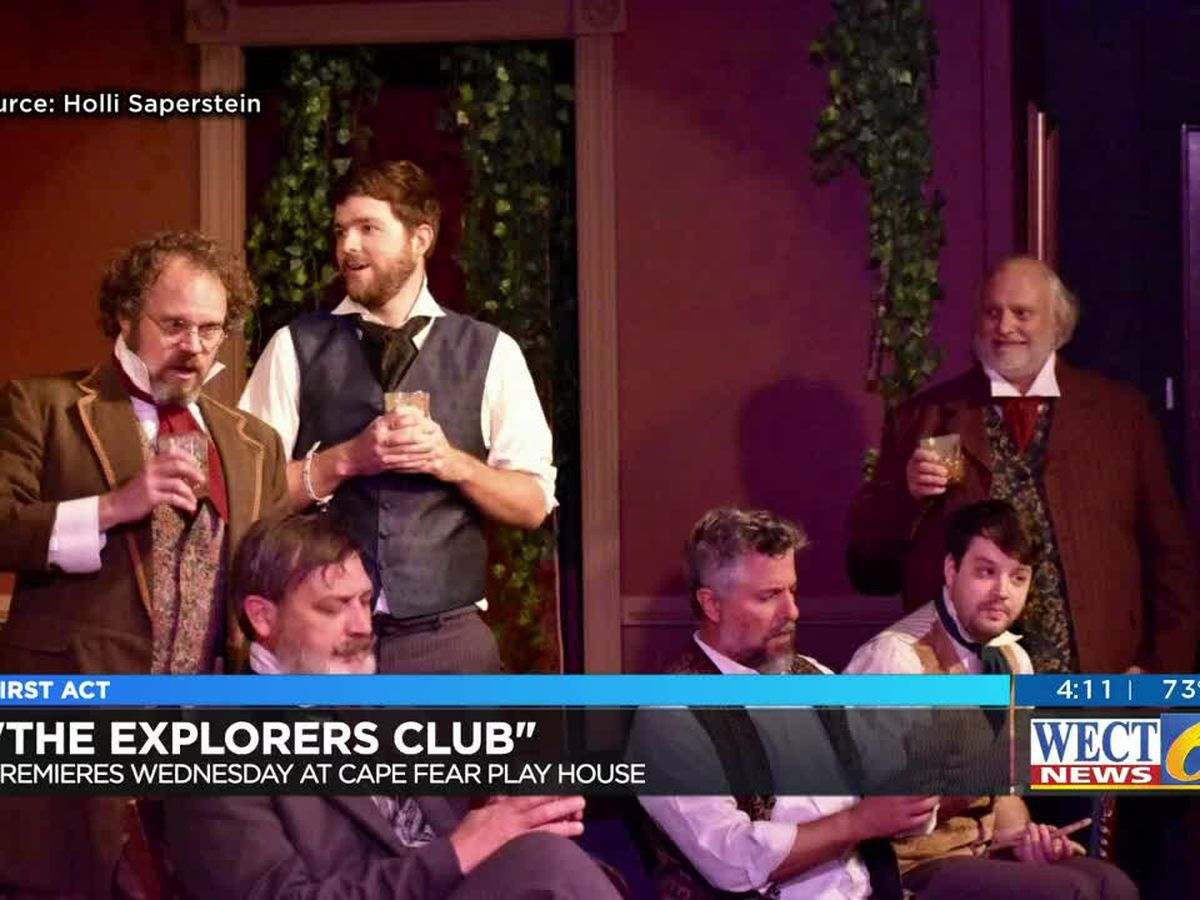 A show for fans of British humor makes its stage debut in Wilmington