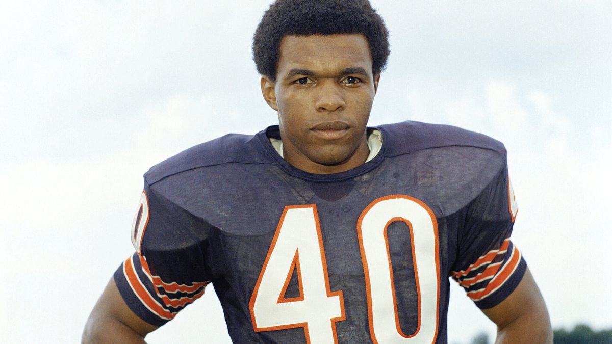 Gale Sayers remembered by childhood friend of Brian Piccolo