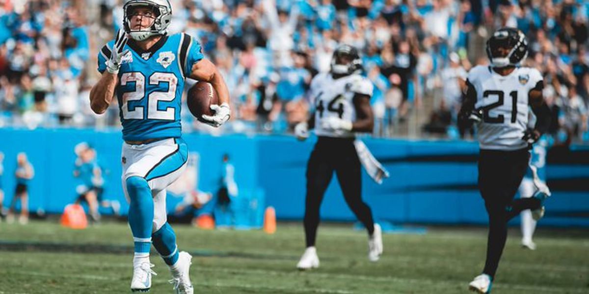Report: Christian McCaffrey signs extension with Panthers, becomes highest-paid RB in NFL history