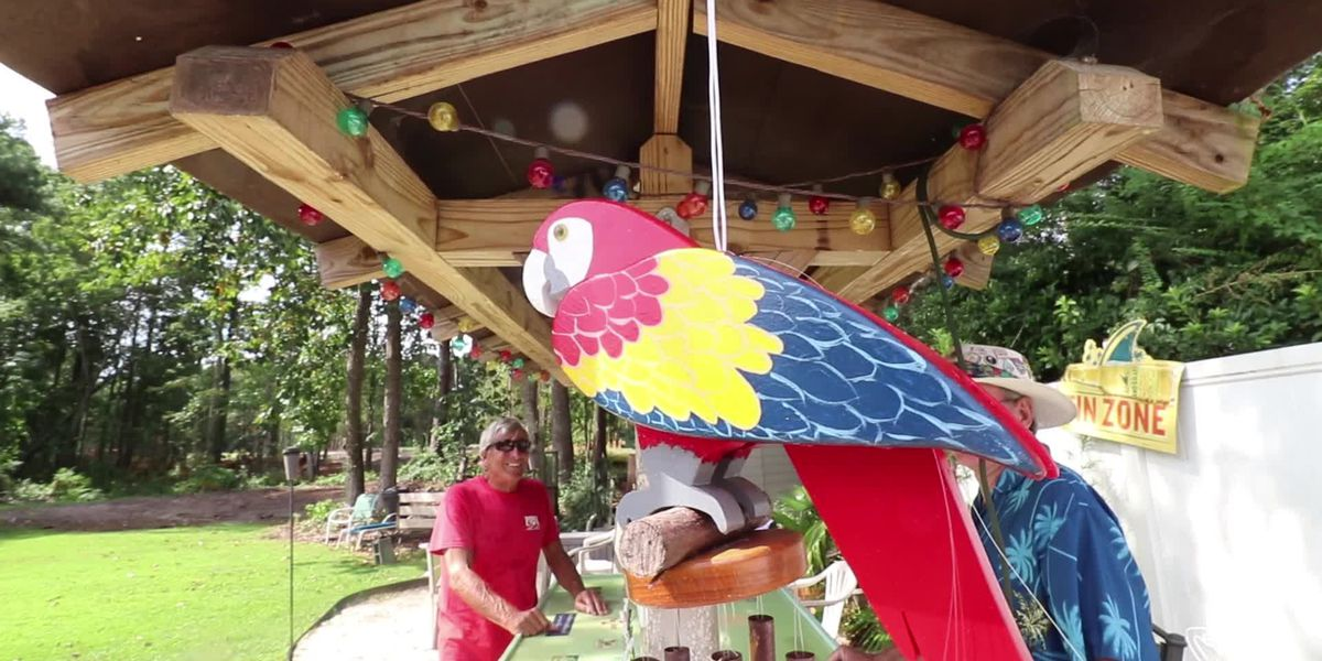 Highway 6: Pleasure Island Parrot Head Club does more than listen to Jimmy Buffett music