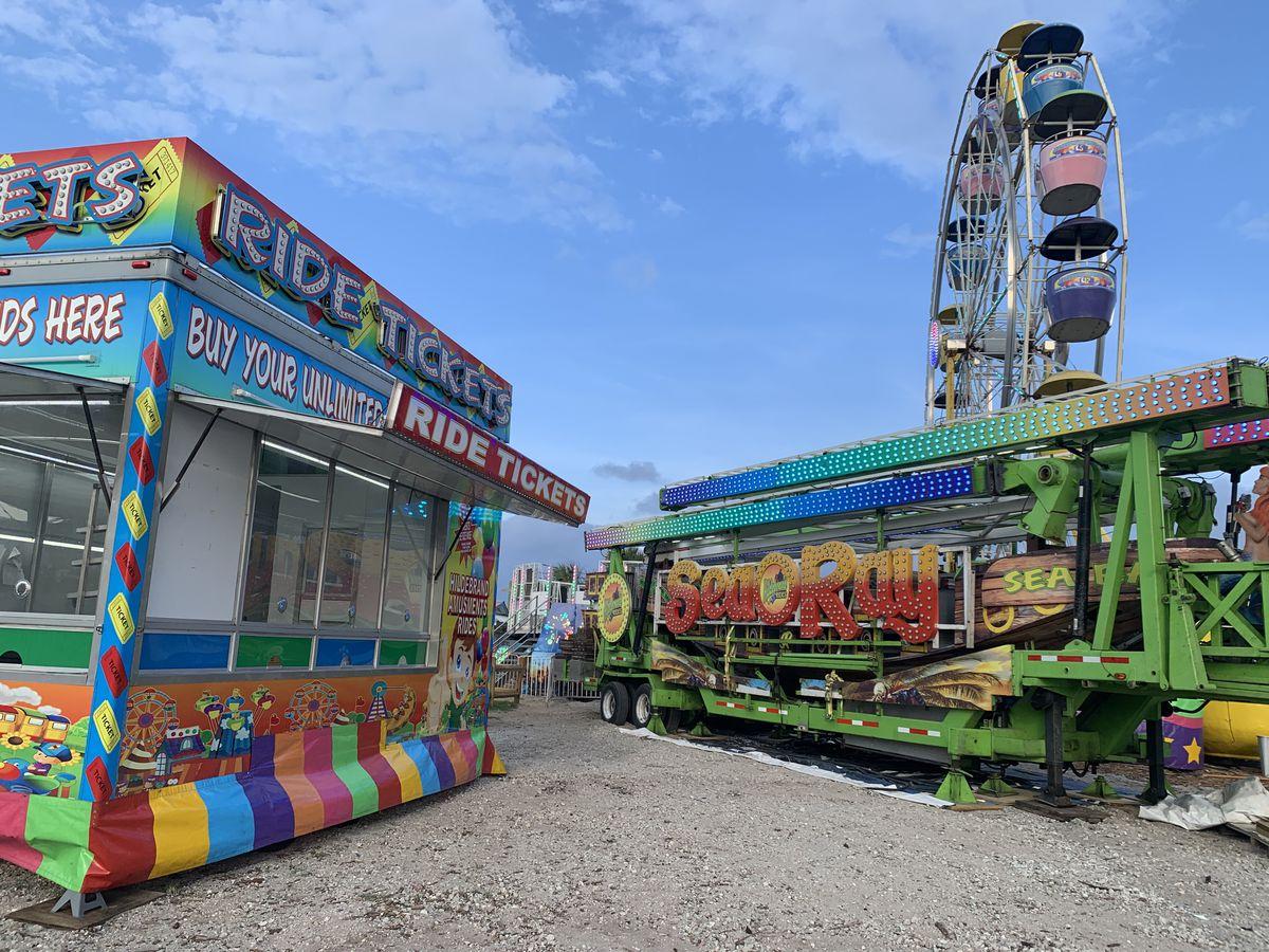 Visitors, locals, businesses excited for return of Carolina Beach Boardwalk Amusement Park