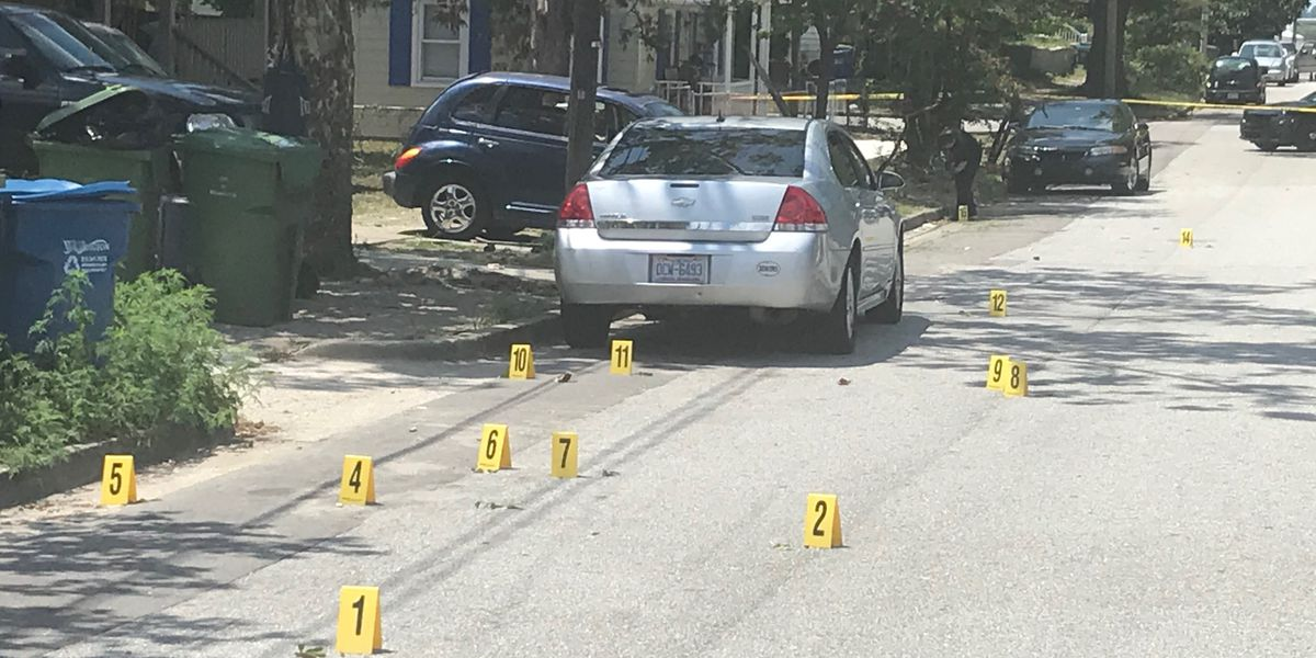 One man injured in shooting on Meares Street