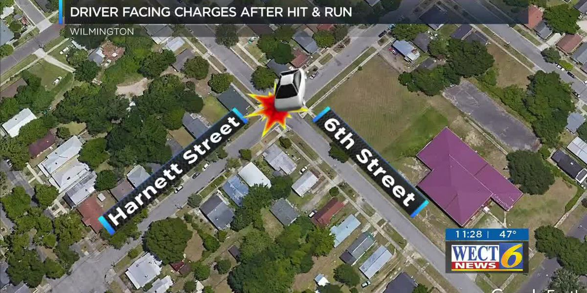 Hit and run involves three cars and a house