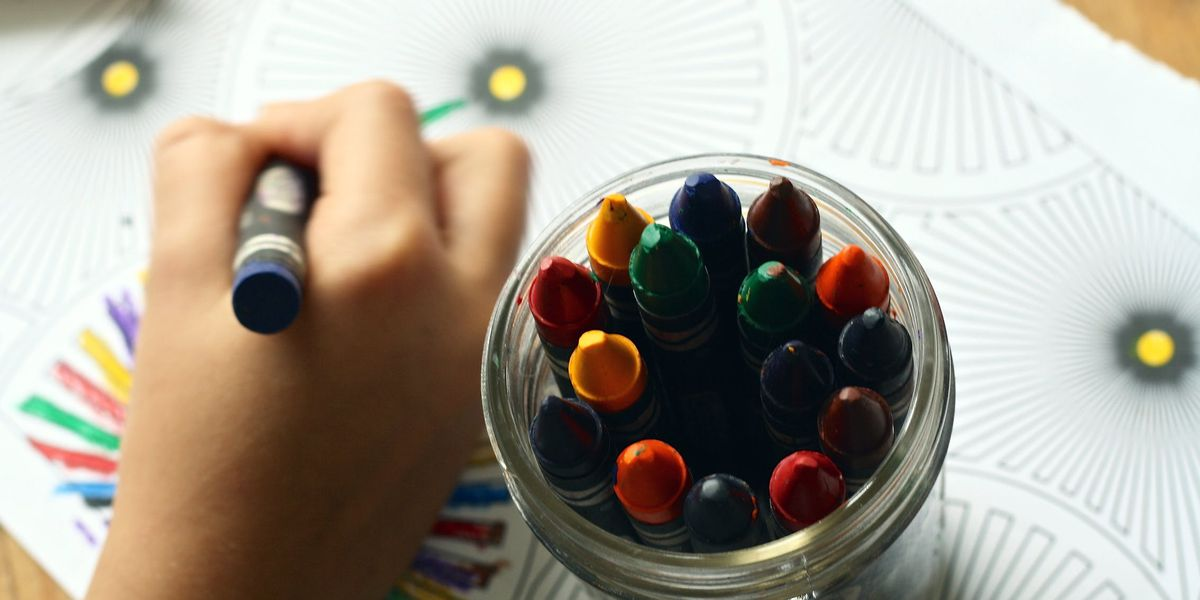 COMMUNITY CLASSROOM: Teacher seeks crayons and colored pencils with 'Color Me Happy' project