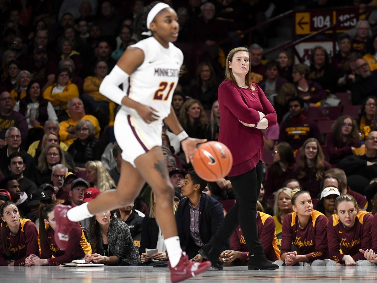 Minnesota enters women's AP Top 25, top 5 remain unchanged