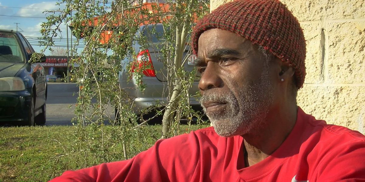 Meet the panhandlers: Grover White