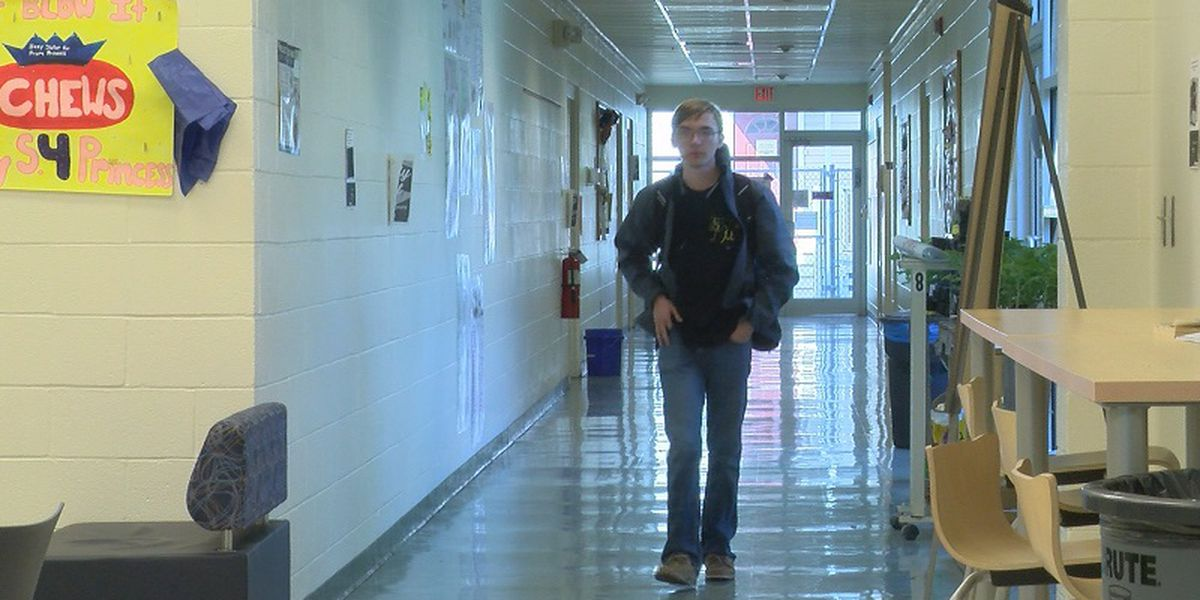 Pender County student excels academically despite being displaced by Hurricane Florence