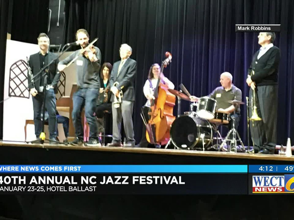 North Carolina Jazz Festival: 40 and going strong