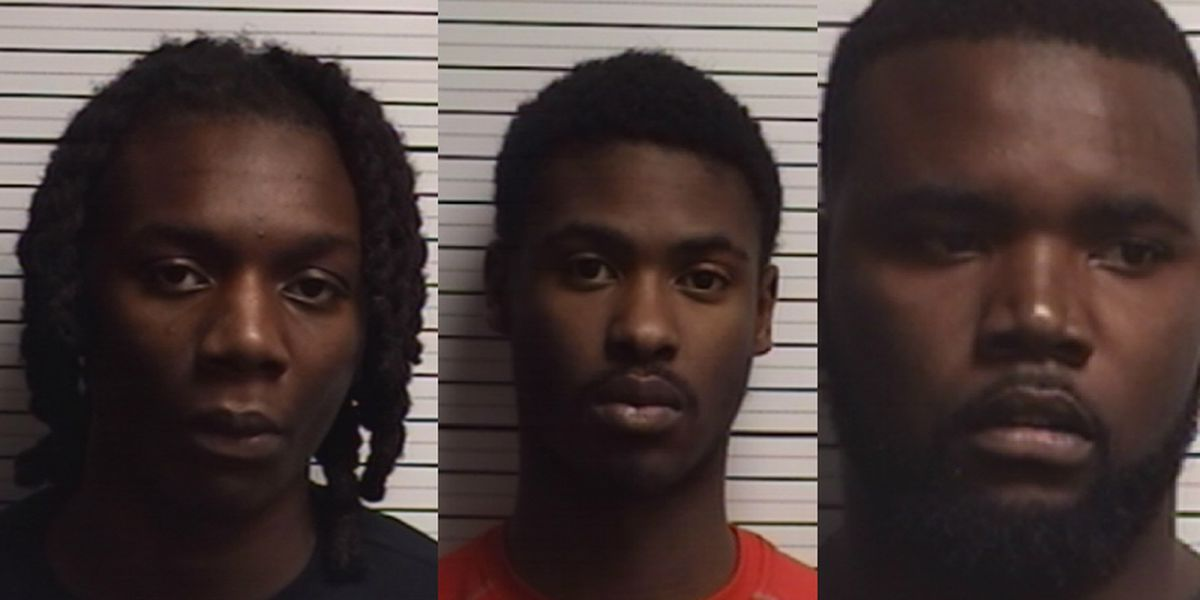Trio of suspects charged in fatal Brunswick County shooting