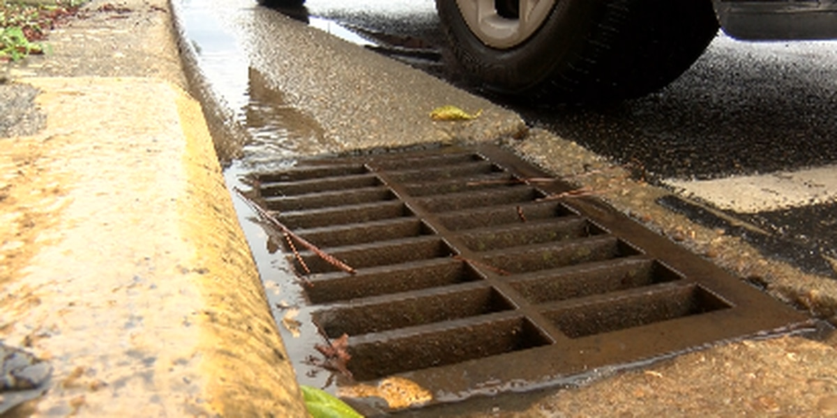 Whiteville continues to work on stormwater drainage issues throughout the city