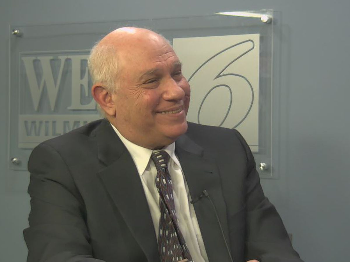 Meet Steve Miller, a candidate in the democratic primary for a seat on the New Hanover County Board of Commissioners.