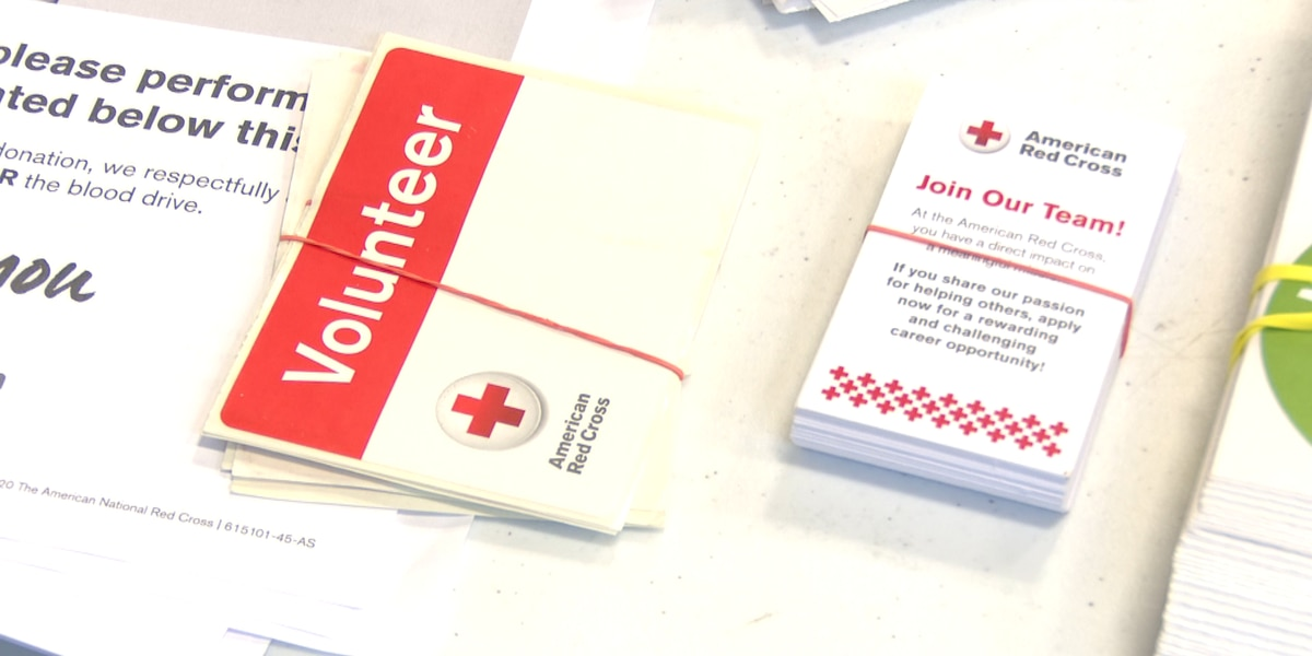 No New Years Resolution? Red Cross asks that you resolve to volunteer