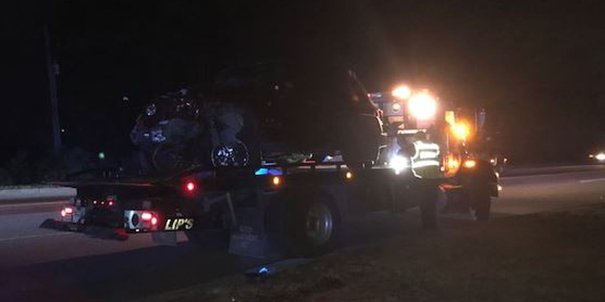 Woman dies in wreck at MLK Parkway-N. 23rd St. intersection