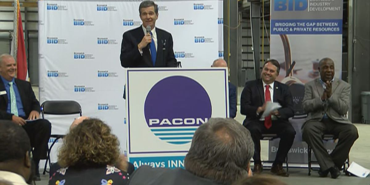 NJ-based manufacturer to relocate to Navassa, bring 300 jobs